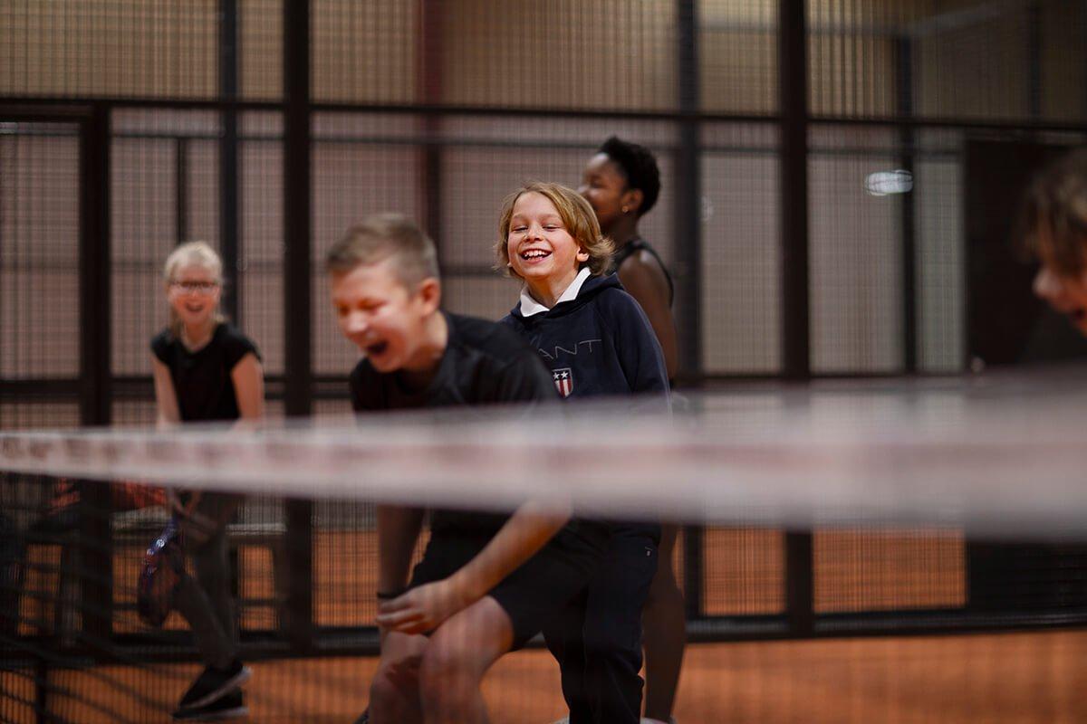 Medlemmar barn Ekerö Padel
